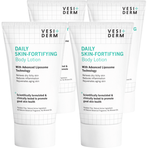 Daily Skin Fortifying Body Lotion Family Pack(4 x 200ml) 1