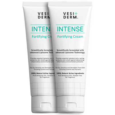 Vesiderm INTENSE FORTIFYING CREAM TWIN PACK